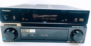 Pioneer ELITE VSX-82TXS 130W 7 CH A/V stereo Receiver THX Select 2 HDMI DTS XM
