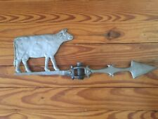 Cow Weather Vane Vintage!