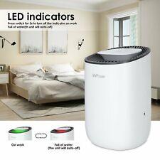Luftentfeuchter Elektrisch 600ml Automatischer Entfeuchter Raumentfeuchter LED