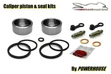 Suzuki GSX-R750 SRAD rear brake caliper piston seal rebuild repair kit 1998 1999