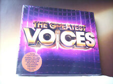 THE GREATEST VOICES  ##  3 - CD BOX  ##