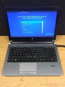HP Laptop Windows 10 ProBook 430 G2 Core i5-5200U 2.20GHz 4GB RAM 500GB HDD