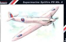 SpecialHobby - Supermarine Spitfire PR Mk.X modèle-kit 1:72 Astuce kit