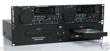 UCD200 ADJ Dual CD-MP3-USB Player Doppel CD Player DJ CD Player