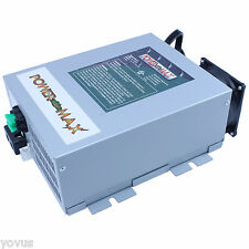 PowerMax PM4-45AMP 12 vdc volt  DC battery charger deck mount RV power converter