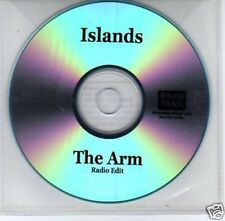 (E43) Islands, The Arm - DJ CD