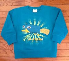 NEW DISNEY PHINEAS AND FERB SWEATSHIRT SIZE XSMALL 4 PERRY THE PLATYPUS