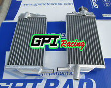 RH&LH Aluminum radiator Honda CR250 CR250R CR 250 R  2002 2003 2004