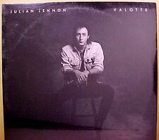 JULIAN LENNON - Valotte - '84 ORIGINAL Atlantic label LP - FACTORY SEALED