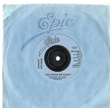 "Shakin Stevens - You Drive Me Crazy 7"" Single 1981"