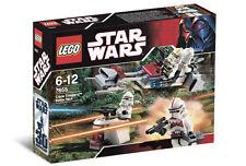 "LEGO Star Wars Clone Trooper Battle Pack Set 7655 New Sealed ""Shock Trooper"""