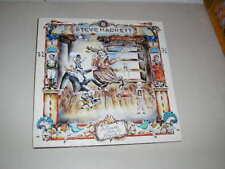 LP Rock Steve Hackett Please, Don't Touch CHARISMA