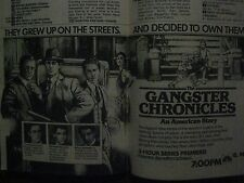 1981 TV Guide (EAST  OF EDEN/JANE  SEYMOUR/JERRY  REED/THE  GANGSTER CHRONICLES)