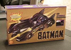 BATMOBILE — TOYBIZ — 1989 — WITH COCOON — MINT IN OPEN BOX — ULTRA RARE VERSION
