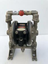 Ingersoll Rand Aro Pd05r Ass Stt B Air Operated Double Diaphragm Pump 05 Ss