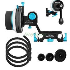 FOTGA Upgrade DP500IIS Dampen A/B Hard Stop Follow focus +Gear Belt+Crank+Gear