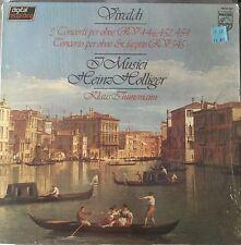 PHILIPS 6514 167-VIVALDI-3 OBOE CONCERTI-I MUSICI-ORIGINAL VINYL LP-IMPORT