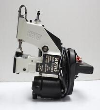 REVO DA Portable Handheld Bag Closer Heavy Duty Industrial Sewing Machine 220V