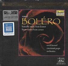 Erich Kunzel Ravel Bolero Limited Edition UltraHD CD Limited Edition LIMUHD063LE