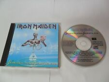 Iron Maiden -  Seventh Son Of A Seventh Son (CD 1988) UK Pressing