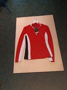 Golfino Golf Langarmshirt Troyer 50%Rabatt 129,95€