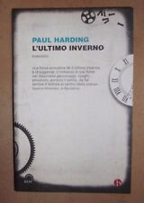 PAUL HARDING - L'ULTIMO INVERNO - 2013 BEAT (DF)