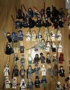 🔥HOT🔥1x RANDOM LEGO STAR WARS MINIFIGURE MYSTERY! Authentic!(Jedi Clones Sith)