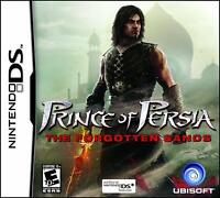 Prince of Persia The Forgotten Sands (Nintendo DS, 2010) Brand New