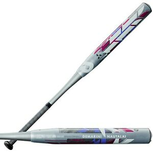 2021 DeMarini Nautalai USSSA Slowpitch Softball Bat: WTDXNAU-21