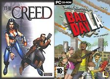 the creed & american mcgee bad day la  new&sealed