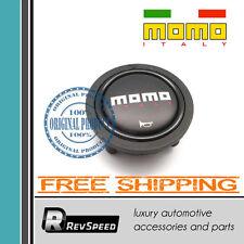 Genuine MOMO Steering Wheel Horn Button Black 12311550108