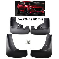 For 2017 2018 Mazda CX-5 CX5 KF OE Styled Splash Mud Flaps Guards Molded