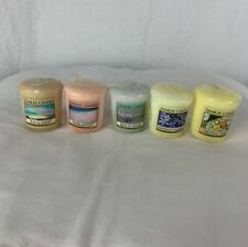 6 yankee candle votive candles