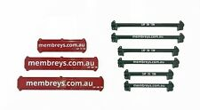 "121 pc Crane Rigging & Lifting Kit w/ Spreader Beams ""MEMBREYS""- 1/50 - Weiss"