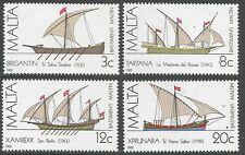 Ships, Boats Maltese Stamps (Pre-1964)