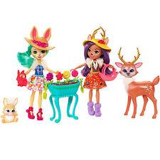 enchantimals Garten Magic Puppe Set NEU