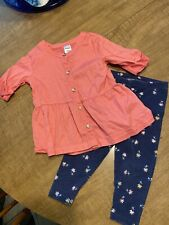 Carters 18 Month Baby Girl Outfit