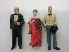 Preiser G 1:22.5 Bride's Parents and Guest 45042