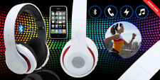 CUFFIE BLUETOOTH CUFFIA STEREO MICROFONO MP3 FM SLOT MICRO SD X IPHONE ANDROID