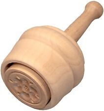 Forms Butter Form 30 Gram Maple Wood Pattern: Lippe Rose