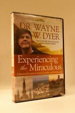 Dr. Wayne Dyer EXPERIENCING the MIRACULOUS (DVD, 2012, 4-Discs) Assisi, Lourdes