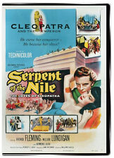 Serpent of the Nile 1953 DVD Rhonda Fleming, Raymond Burr, William Lundigan