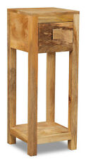 LIGHT DAKOTA SOLID MANGO FURNITURE LAMP TABLE (49L)