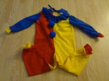 Youth Clown Sz 2-4 Halloween Costume Outfit Vintage Un-Boo-Lievable