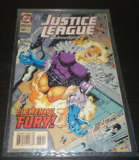 Justice League International (1993) Issue #62 Very Fine Condition DC