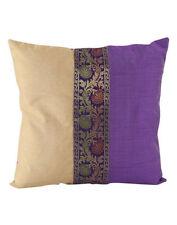 Brocade Floral Decorative Cushions & Pillows