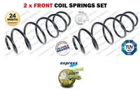 FOR 51819139 51810695 95511447 95511453 95511454 NEW 2X FRONT COIL SPRINGS SET
