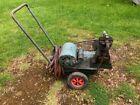 Barn Find, Vintage Mechanair Electric Air Compressor, Single Phased,wheeled, Fwo