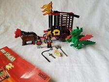 LEGO Castle Dragon Knights Dragon Wagon (6056)