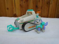 Paw Patrol Everest Snowmobile Vehicle Figure 🐾